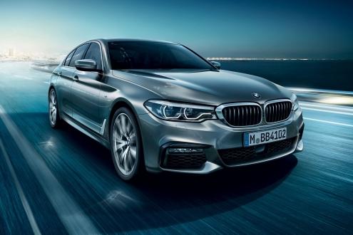 Tamamen elektrikli BMW 5 serisi geliyor