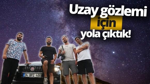 Antalya'da Gözlemevi'ne gittik – Hediyeli vLog