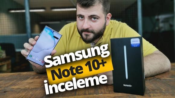 Samsung Galaxy Note 10 Plus İnceleme