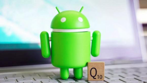 Kaldırılan Android Q özelliği için açıklama
