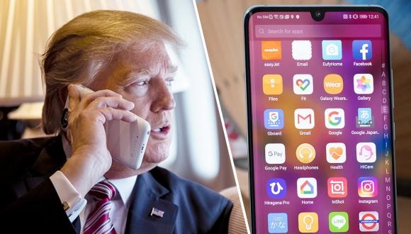 Huawei için ABD'den sevindirici haber geliyor