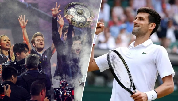 E-Spor oyuncuları ünlü sporculardan fazla kazandı!