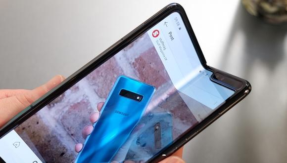 Samsung Galaxy Fold 2 geliyor! İşte ilk tasarım