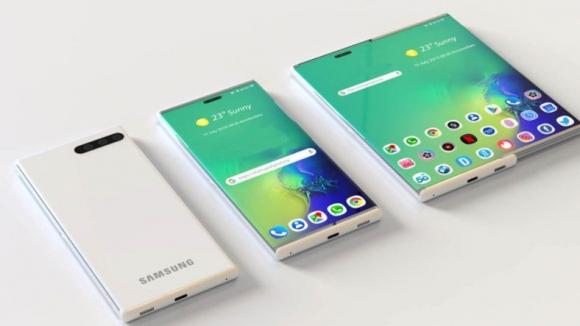 Samsung katlanabilir telefon patenti ortaya çıktı