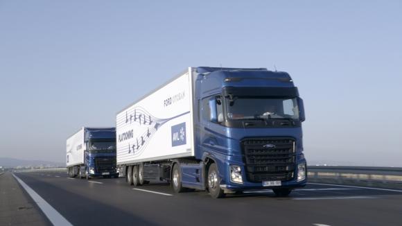 Otonom konvoy teknolojisi Türkiye'de geliştiriliyor