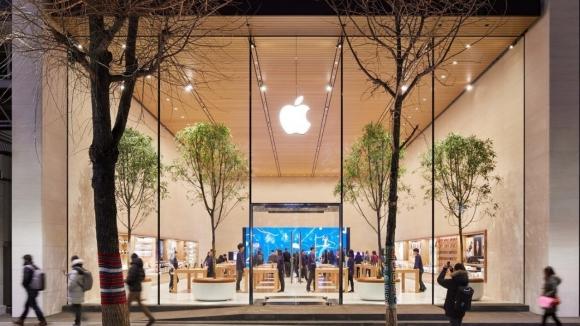 Avustralya'daki Apple Store'da büyük soygun!