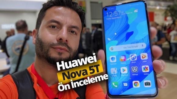 Huawei Nova 5T ön inceleme