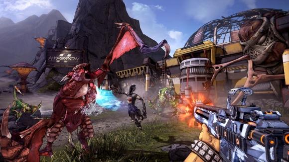 Borderlands 2 VR, PC'ye geliyor
