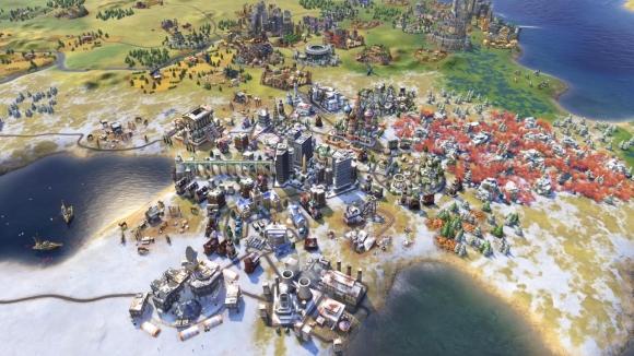 Civilization VI beklenen güncellemeyi aldı