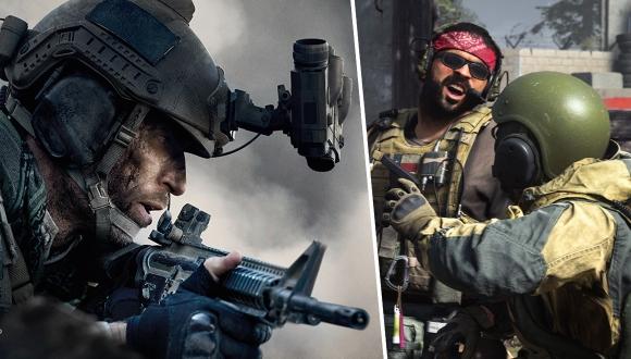 CoD: Modern Warfare boyutu ile korku salıyor!