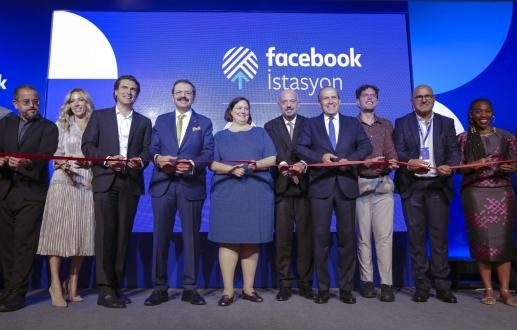 Facebook İstasyon, İstanbul'da açıldı