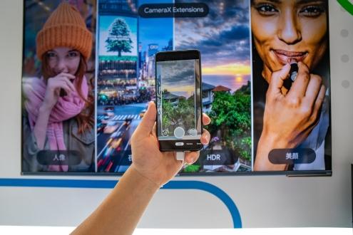 Google CameraX için bir Çinli'den daha destek aldı