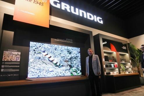 Grundig en yeni teknolojilerini tanıttı