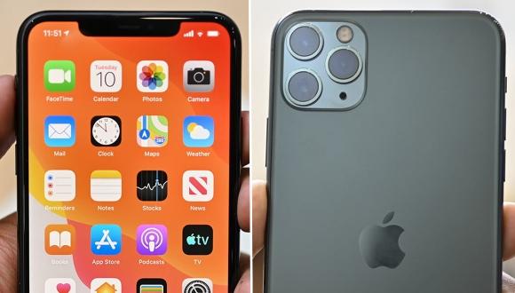iPhone 11 Pro Max tanıtıldı! İşte özellikleri