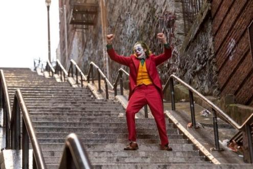 Joker vizyona girmeden en iyi film ödülünü aldı!