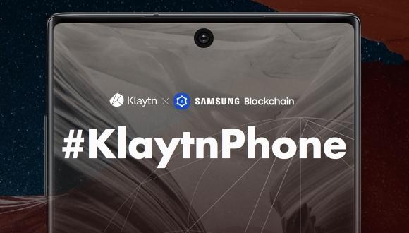 KlaytnPhone tanıtıldı! Kripto paralara özel Note 10!