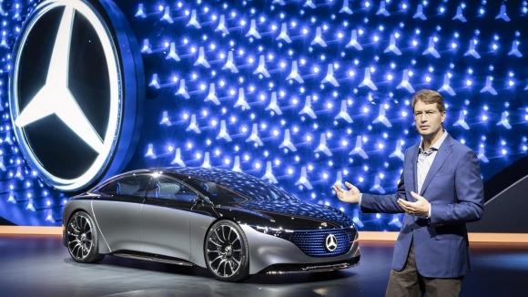 Mercedes elektrikli otomobillerini Türkiye'ye getirecek