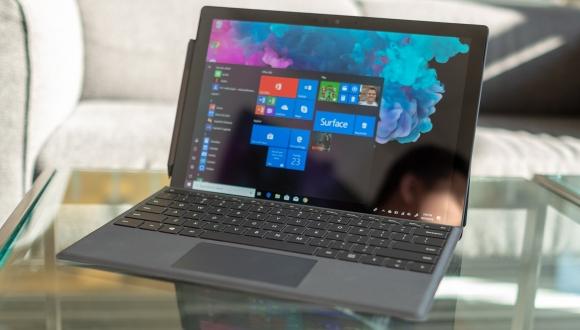 Microsoft Surface Pro 7 işlemci esnekliği ile geliyor