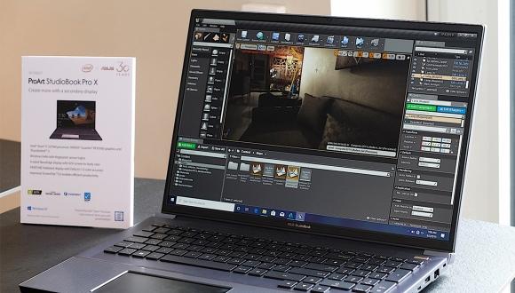 Dünyanın en güçlüsü: Asus StudioBook One tanıtıldı!