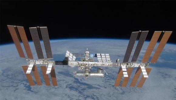 Uluslararası Uzay İstasyonu bağlantı hızını arttırdı