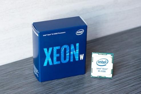 Intel yeni nesil Xeon W-2200 serisini duyurdu