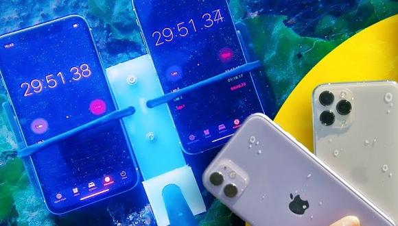 iPhone 11 suya karşı dayanıklılığı ile şaşırttı