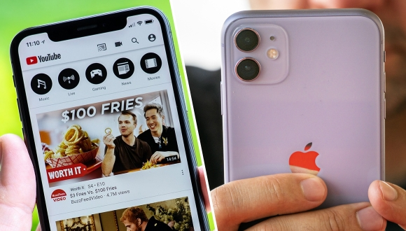 iPhone 11 için YouTube'dan sevindirici haber