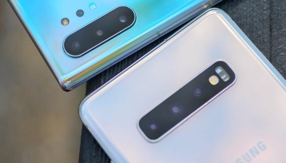 Note 10 özellikleri, Galaxy S10 modellerine geldi