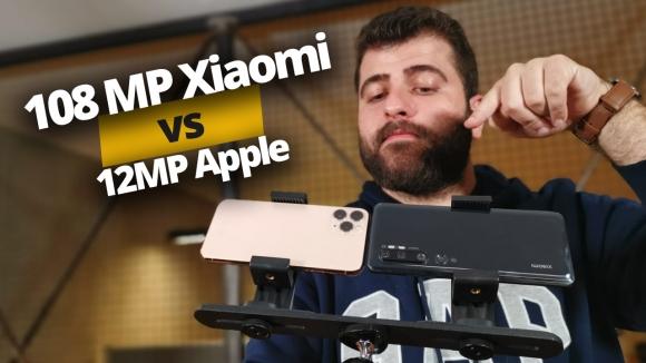 108 MP Kameralı Xiaomi Mi Note 10 ile fotoğraf çektik!