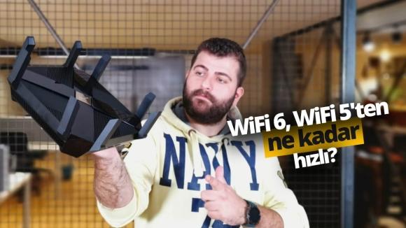 WiFi 6 ne kadar hızlı? Archer AX6000 ile test ettik!