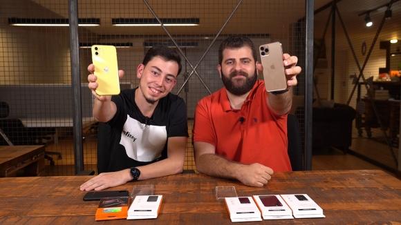 iPhone 11 ve 11 Pro'yu Spigen ile zırhladık