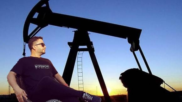 Bahçeden petrol çıkarsa ne olur? (Video)