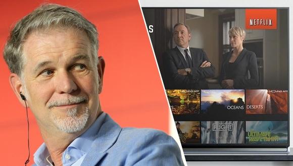 Netflix CEO'sundan şaşırtıcı açıklamalar geldi