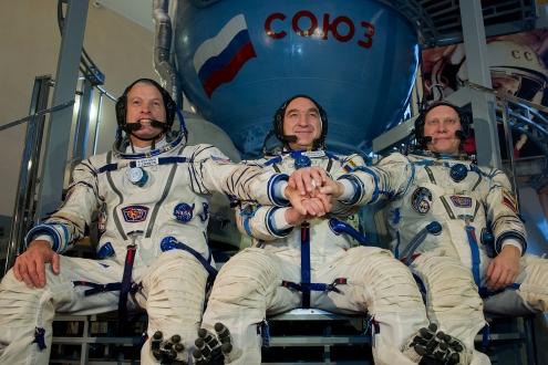Rusya NASA için kolları sıvadı
