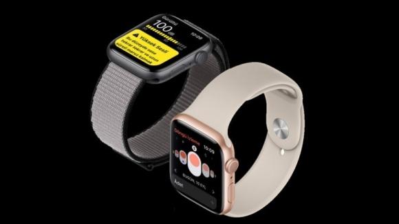 Yeni Apple Watch Touch ID ile gelebilir