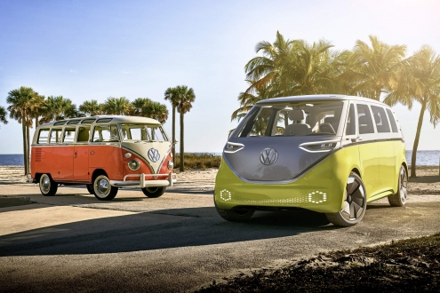 Volkswagen elektrikli araçlar konusunda iddialı