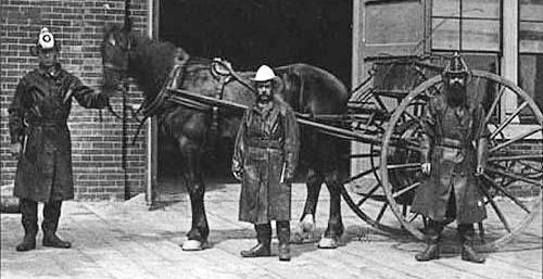 A very A Brief History of Firefighting