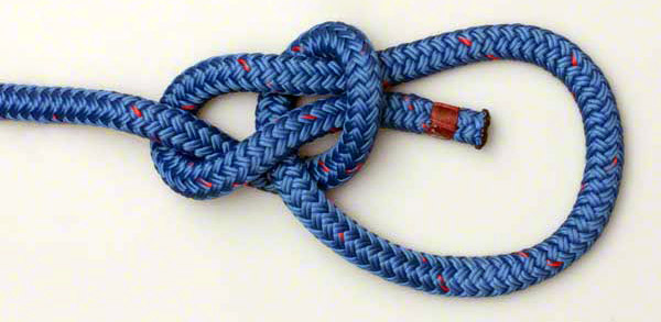 How to Tie a Bowline on a Bight