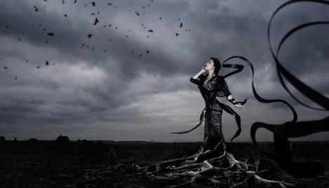 The Crow thème artistique par Ares Duval