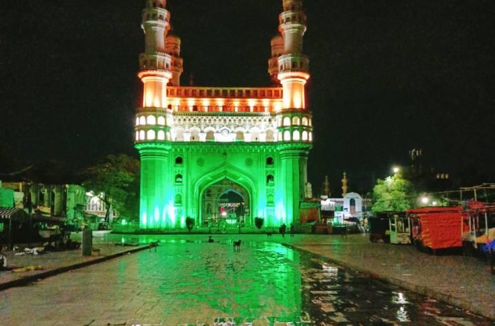 నిరాడంబరంగా తెలంగాణ రాష్ట్ర ఆవిర్భావ దినోత్సవ వేడుకలు…