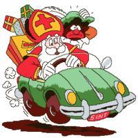 Sinterklaas: Zwarte Piet and a Horse Analogy -- Yeah, I'm Really Doing That