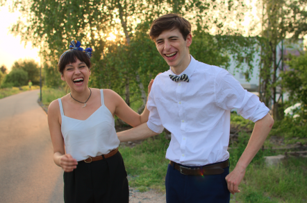 Friendship and Lindy Hop are both fun
