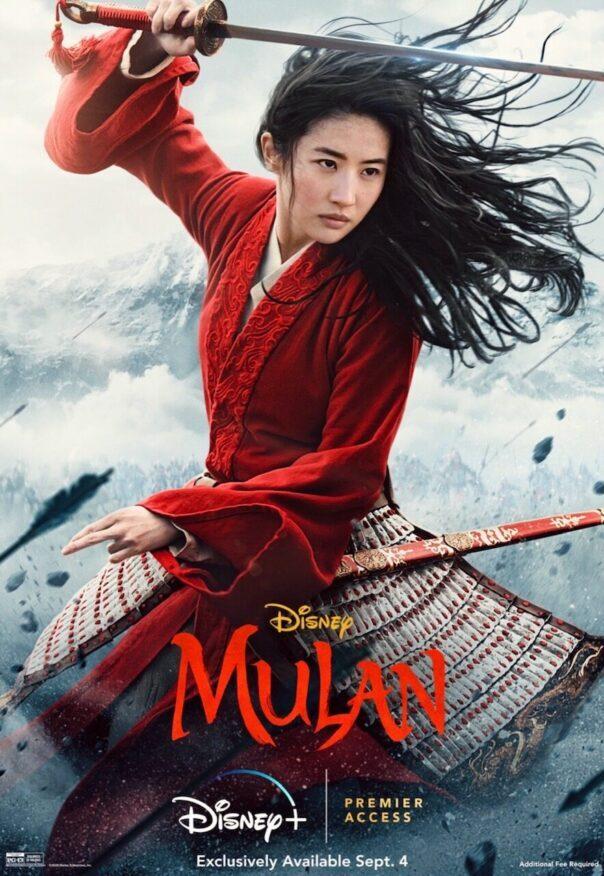 mp3 dan Film Mulan