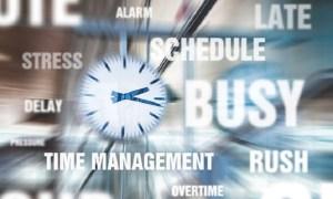 Manajemen Waktu, Hal Mutlak Dalam Sukses Berbisnis