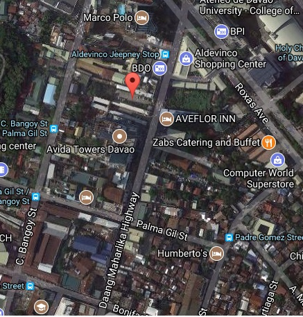 ARES office location davao