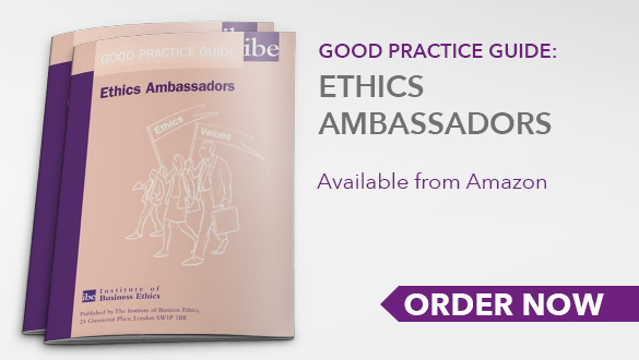 Good Practice Guide: Ethics Ambassadors