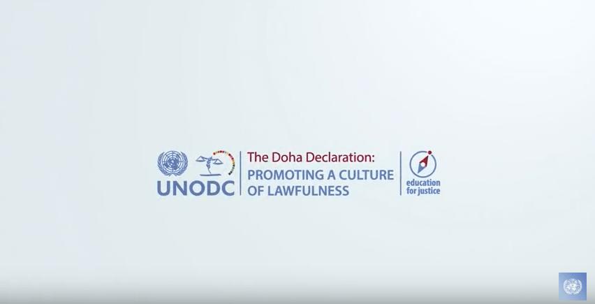 2018 Doha Declaration Banner