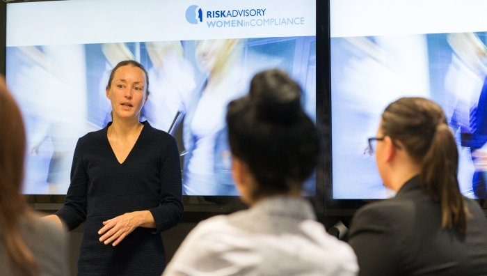 Risk Advisory founded the Women in Compliance group in London in 2009 to give like-minded women the opportunity to network and build relationships with others in the risk management consulting field. Since then our membership's grown to over 600 in 37 countries.