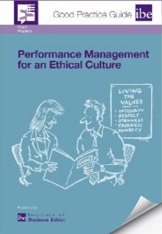Good Practice Guide to Ethics Ambassadors