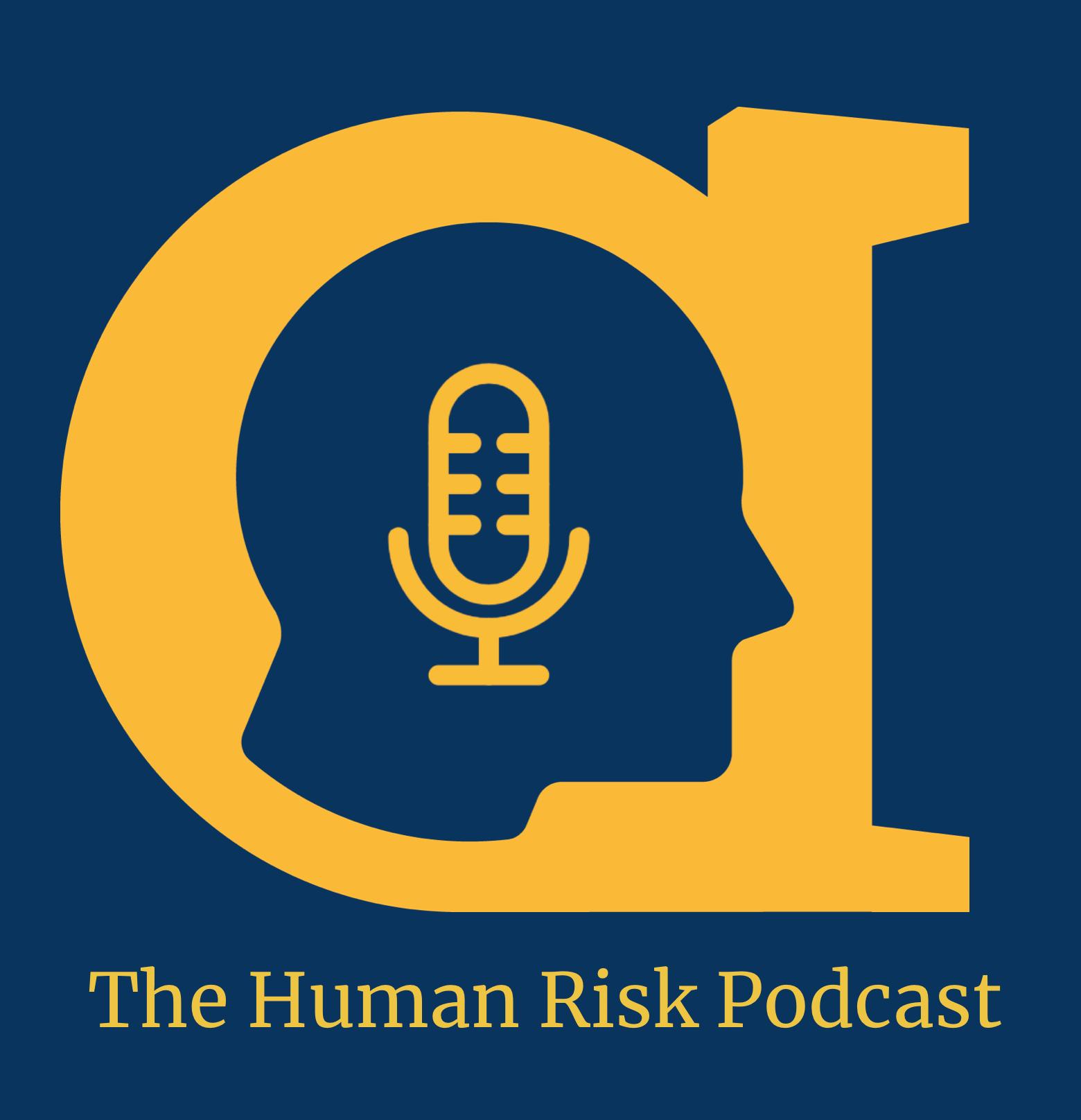 Human Risk Podcast Logo Header